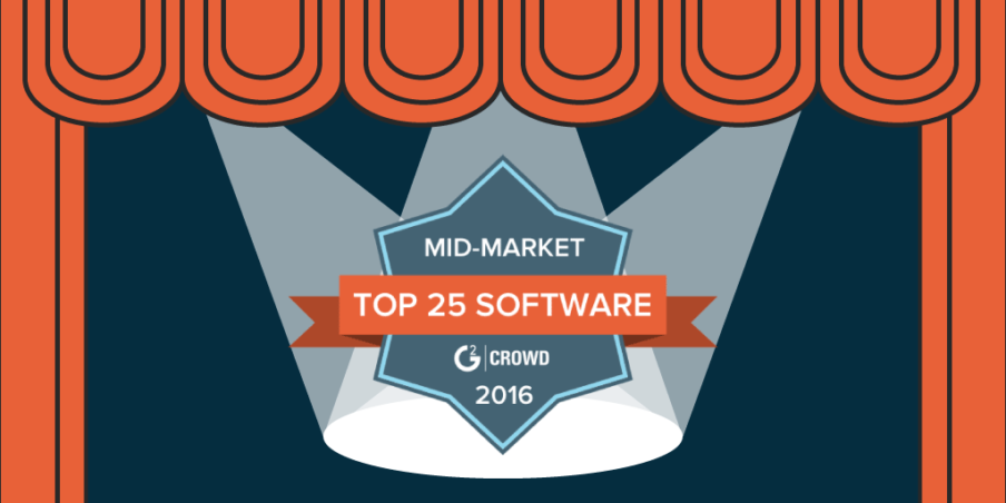 top 25 mid-market software products