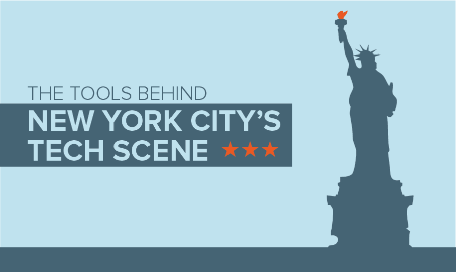 The Tools Behind The New York Tech Scene
