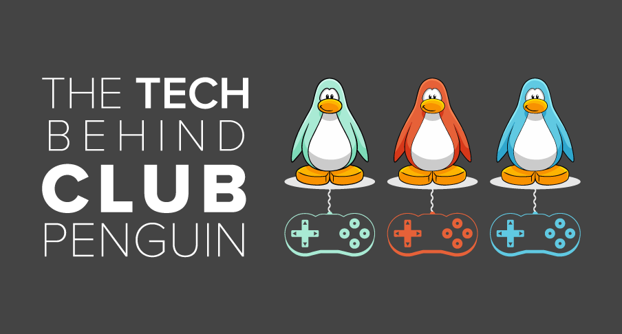 Software to build Club Penguin