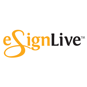 eSign Live E-Signature Tools