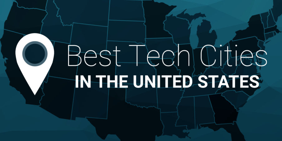 best-tech-cities-us