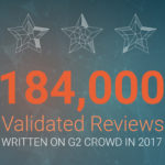G2 Crowd 2017 year in reviews