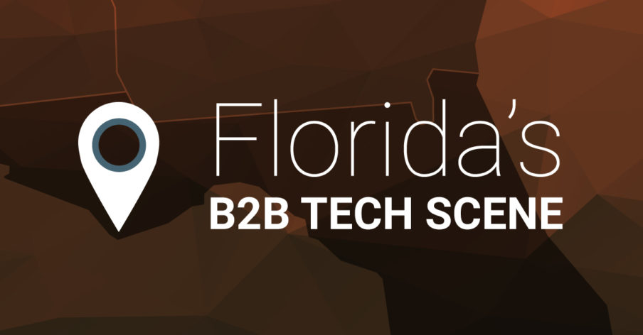 Florida Tech Map.The State Of B2b Tech In Florida In 2018 G2 Crowd