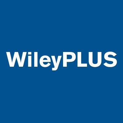 WileyPLUS Online Learning Platform