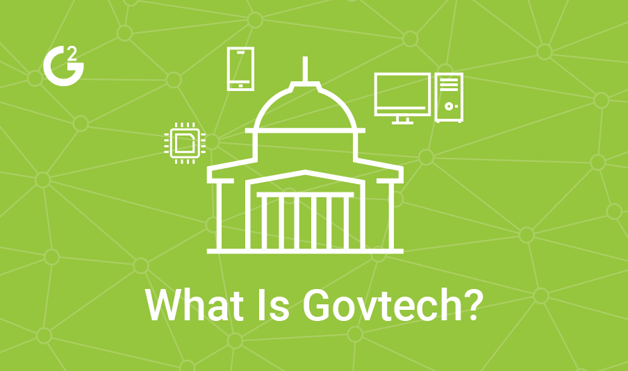 public sector software what is govtech