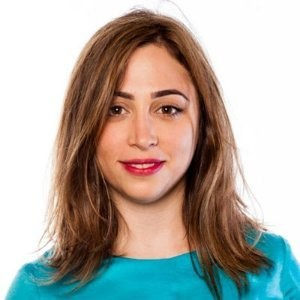 Ayah Bdeir women in IoT